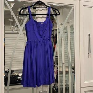 Purple Amanda Upichard dress